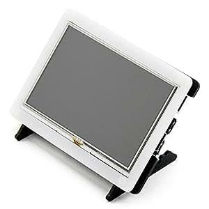Makibes 5 Pulgadas 800 x 480 Pantalla HDMI TFT LCD (B) con