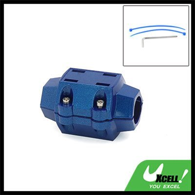 ul embalagem do metal Duplo Magnetic Gas Fuel Power Module Saver Engine para Car Auto ()