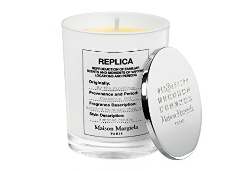 M (1) MAISON MARGIELA 'REPLICA' By The Fireplace Scented Candle 5.82 oz