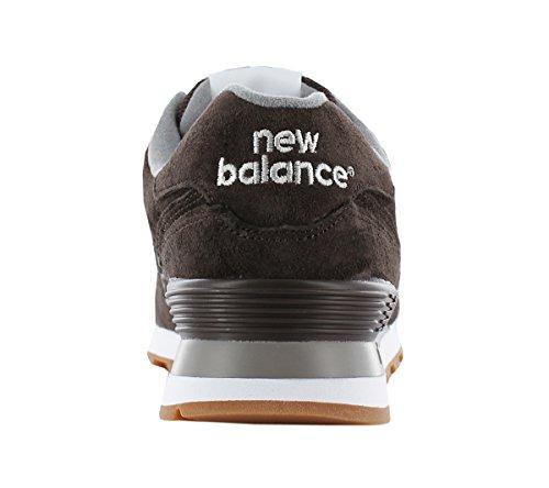 New Balance ML574FSC Sneaker Unisex Marrone