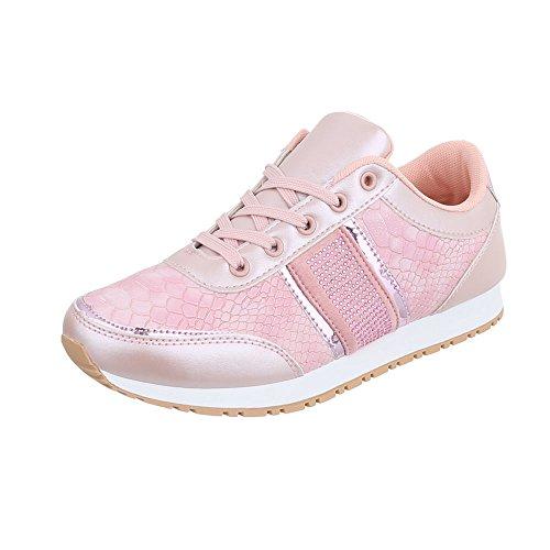 da Rosa donna Sneaker low piatto Design Sneakers Scarpe Ital p7qPRRd