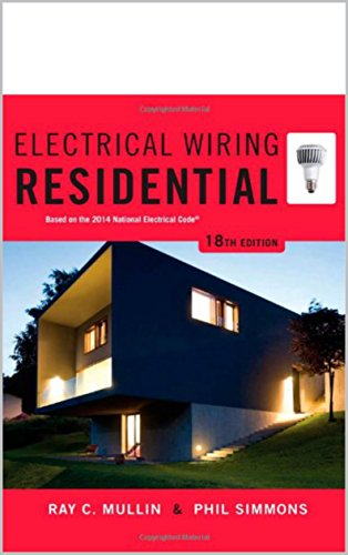 electrical wiring residential, ray c mullin, phil simmons, ebook 4 wire service entrance wiring electrical wiring residential by [mullin, ray c , simmons, phil]