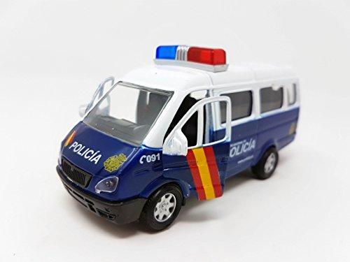 PLAYJOCS Furgón Policía Nacional GT-3542 8