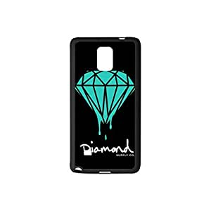 Case for Samsung Galaxy Note 4,Diamond Supply Co Plastic and TPU