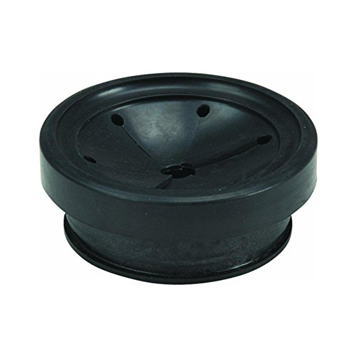 Waste King 3101 3-Bolt Mount Sink Flange Adapter, Black by Waste King