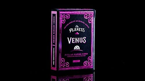 Standard Edition Custom The Planets VENUS Playing Cards New USPCC