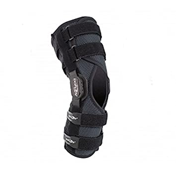 f87815cdb3 Image Unavailable. Image not available for. Color: DonJoy Playmaker II  Wraparound Knee ...