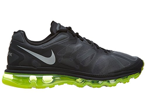 size 40 e8939 c46b7 Nike Air Max 2012 Black Volt Mens Running Shoes 360 487982-017