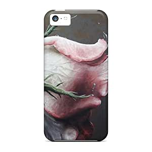 DrunkLove Case For HTC One M7 CoverRetailer Packaging Rose Protective Case