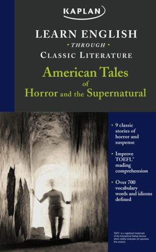 American Tales of Horror and the Supernatural