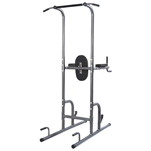 Dip Station Chin up Tower Rack Stand by Apontus
