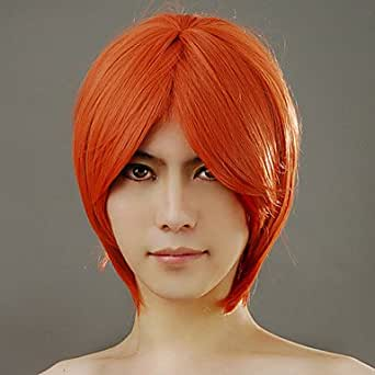 Cosplay Wig Inspired by Pok¨¦mon Misty Orange