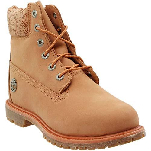 Dark Boots 6in Beige Timberland Premium Boot Homme qFxRZHF4wS