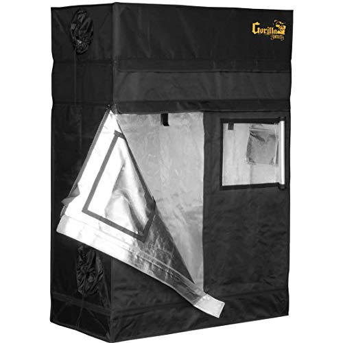 2'x4′ LITE LINE Gorilla Grow Tent (No Extension Kit)