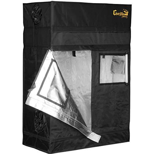 2'x4′ LITE LINE Gorilla Grow Tent (No Extension Kit)