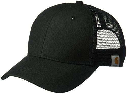 Carhartt Men's Rugged Professional Cap, Black, OFA
