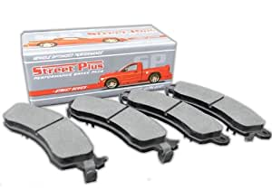 MD1326 Rear HP Metallic Brake Pads 2009 Dodge Journey With 2.4L Engine