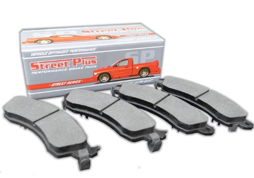 MD163 Front HP Metallic Brake Pads 85-86 Bmw 735I E23 (E23 Chassis)