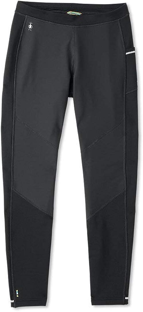 Smartwool Merino Sport Fleece Tight - Men's Wool Wind Performance Bottoms