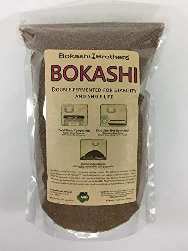 (Bokashi Brothers Bokashi 2.2lb Bag (1 kg))