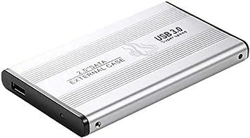 Disco duro externo, 1 TB 2 TB de disco duro ultradelgado USB 3.0 ...