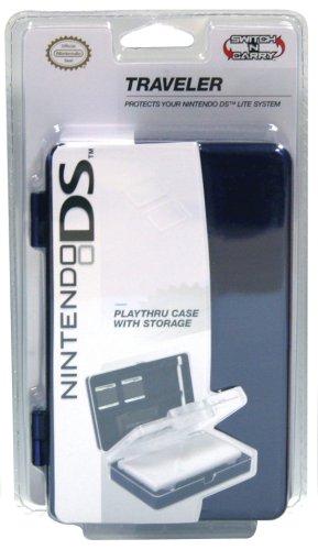 Nintendo DS Traveler Case Black