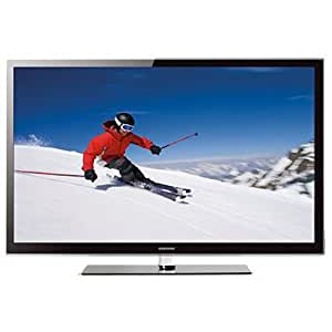 Samsung PN51D550 51-Inch 1080p 600 Hz 3D Plasma HDTV (Black) [2011 MODEL] (2011 Model)