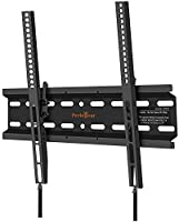 Perlegear TV Wall Bracket for 26-55 inch TVs, Tilt, Sturdy Strong Flat TV Wall Mount, 52kg Weight Capacity, Max VESA...
