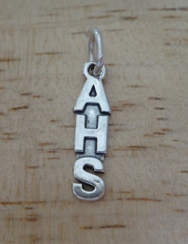 Anderson Sterling Silver Charm - Charm - Sterling Silver - Jewelry - Pendant - AHS Anderson High School