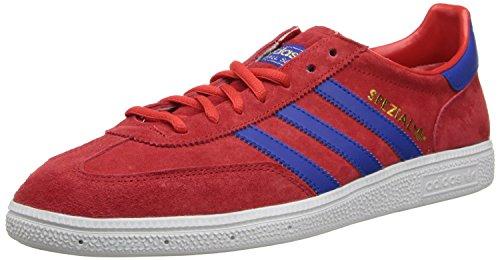 Adidas for Men: Spezial Red Royal Blue Sneaker (10)
