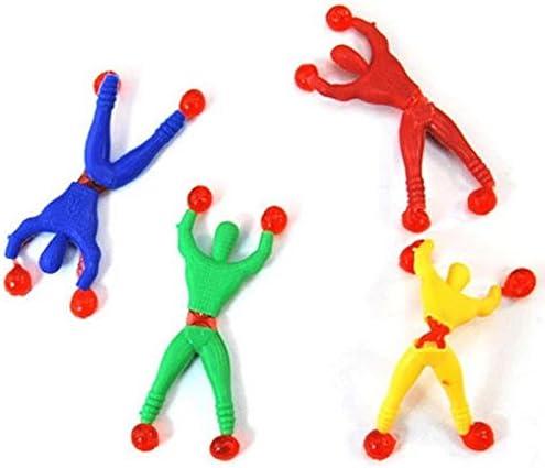 Queta - Juguete de Escalada para niños, elástico, pegajoso ...
