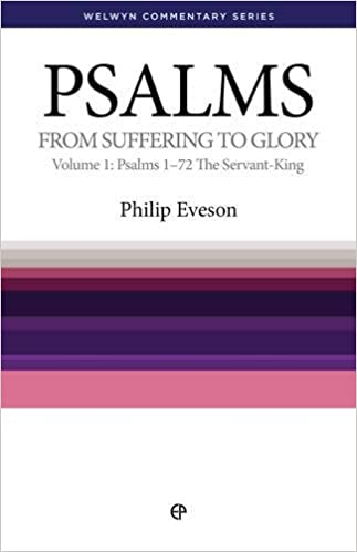 Psalms book 1 to 41 Volume 1
