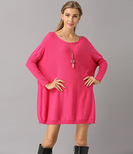 Medeshe Maglione Series 1 Donna red 6rawOS6qx