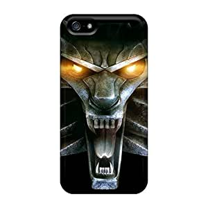 For Iphone 6 plus(5.5) Protector Case Video Games The Witcher Wolves Phone Cover