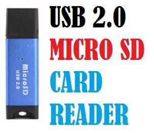 IDEAL DREAM Estándar USB 2.0 Memoria Lector De Tarjeta Micro ...