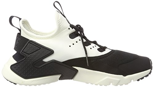 Drift 002 Boys' Black Nike Huarache Grey Black Sail white Running Gs Shoes PExHwxq