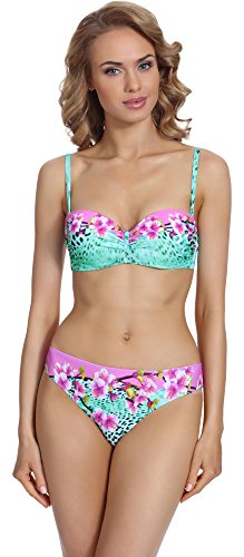 Merry Style Bikini Donna Push-up P510-69KW Modello-2