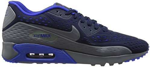 NIKE AIR MAX 90 ULTRA BR Obsidian/Cool Grey-Game Royal