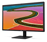 2019 LG 27MD5KA-B 27' Ultrafine 5K Resolution Monitor, 5120 x 2880 WFHD IPS Display, 1200:1 Contrast Ratio, Thunderbolt 3, P3 99% Color Spectrum, Built-in Camera & Speaker (Renewed)