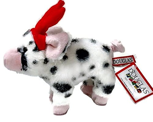 Leroy Holiday Pig With -