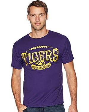 Mens LSU Tigers Ringspun Tee