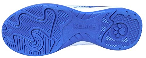 Kelme K-Electric Goal V - Zapatillas Niño blanco azul