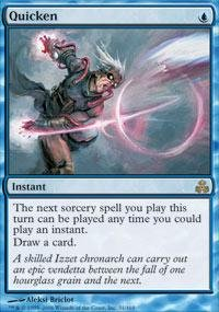 Magic: the Gathering - Quicken - Guildpact