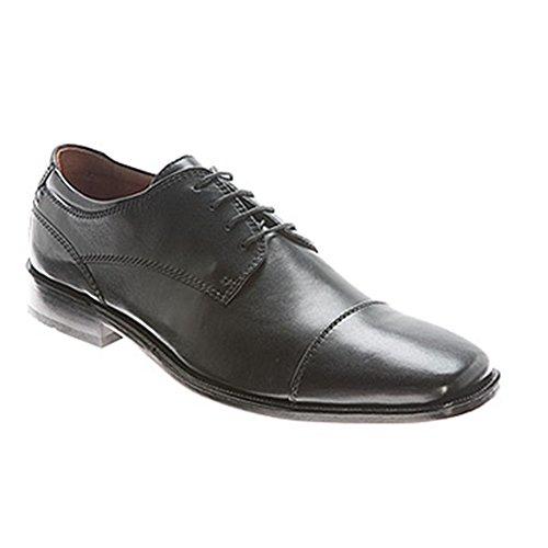 FLORSHEIM Men's Minturn Black Leather