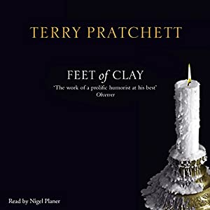 Feet of Clay | Livre audio