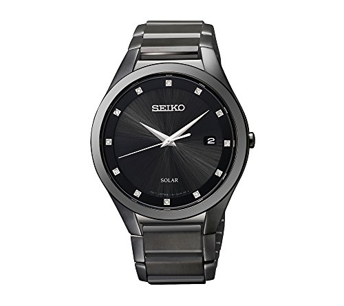 Seiko-Mens-Black-Solar-Dress-Watch
