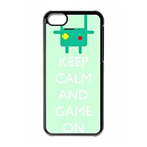 Beemo Adventure Time Brand New Cover Case for Iphone 5C,diy case cover ygtg588734 wangjiang maoyi