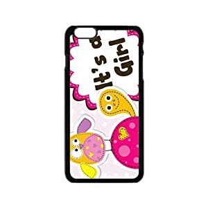 Lovely worm Cell Phone Case for Iphone 6