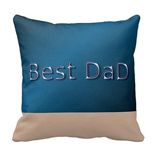 regalo para el Día del Padre Cojín Sofá Best Dad Deko ...