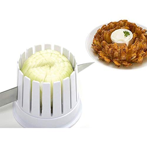 Onion Blossom Cutter Maker Fruit & Vegetable Tools Cutting Cut Onion